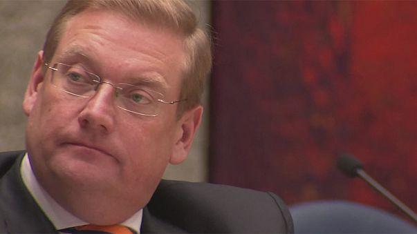 Hollanda Güvenlik ve Adalet Bakanı istifa etti