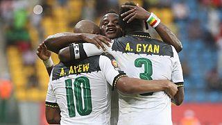 CAN-2017 : les joueurs ghanéens acceptent une réduction de leurs primes