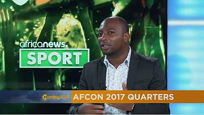 AFCON 2017 quarters and Wellington Rugby 7s [Sports]