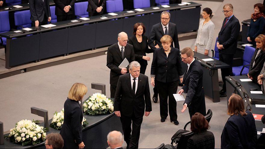 Deutscher Bundestag erinnert an Nazi-Opfer