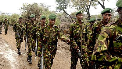 Les islamistes shebab attaquent une base militaire kényane en Somalie
