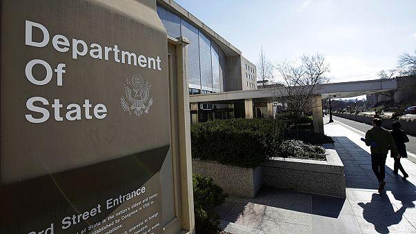 ABD Dışişleri Bakanlığı'nda üst düzey diplomatlar istifa etti