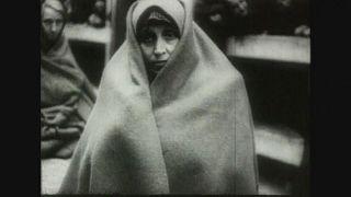 Holokost kurbanları ölümsüzleşti