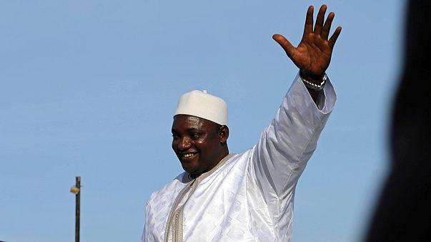 Az új elnökkel a remény is hazatért Gambiába