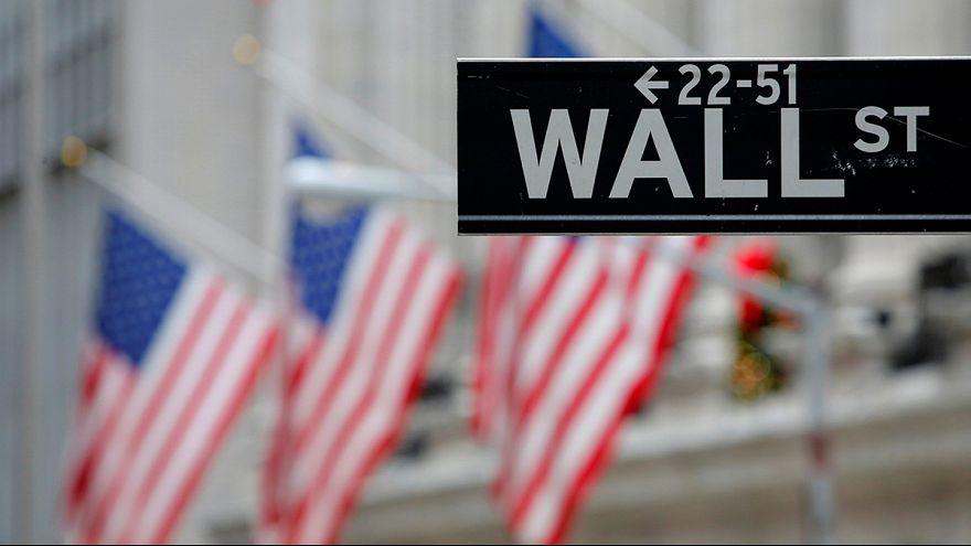 Forte desaceleração da economia norte-americana no final de 2016
