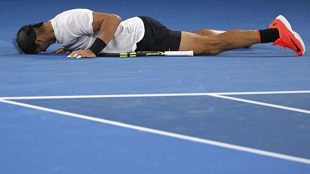 Abierto de Australia: Rafael Nadal se cita con Roger Federer en una final de leyenda