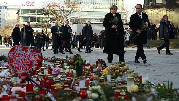 Merkel-Hollande: komoly kihívások előtt Európa