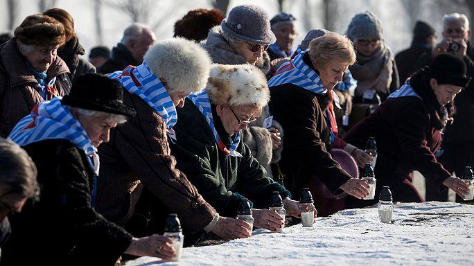 Shoah: il ricordo dei superstiti di Auschwitz 72 anni dopo la liberazione del lager