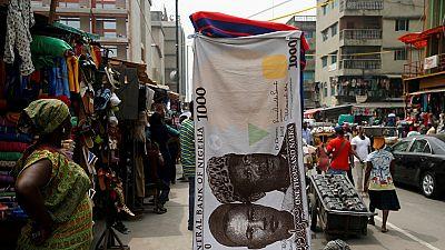 Nigeria : les réseves de change en augmentation
