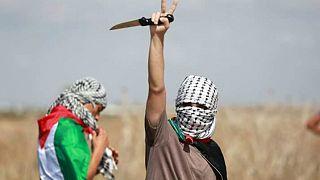 انتفاضة السكاكين في فلسطين