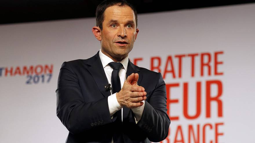 Presidenciais em França: Benoit Hamon, a surpresa socialista