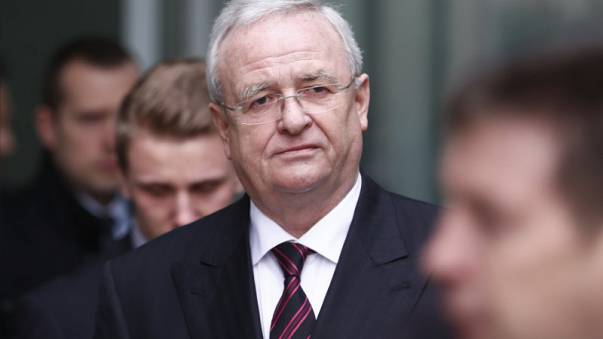 Volkswagen'in eski CEO'su Winterkorn hakkında dolandırıcılık soruşturması