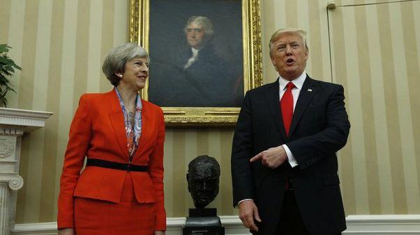 Donald Trump was not actually in Scotland to predict Brexit