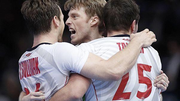 صعود نروژ به فینال مسابقات هندبال قهرمانی جهان