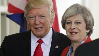 May máris szorosabbnak érzi a viszonyt Trumppal