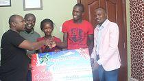 Kenya's $1 wedding couple get fully paid honeymoon package