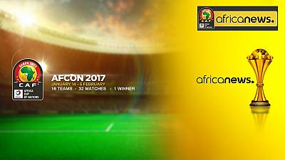 AFCON 2017: Knockout round kicks off today
