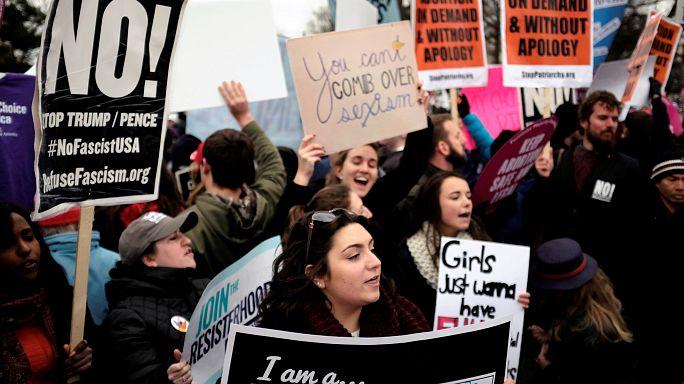 Az abortusz ellen tüntetett több tízezer amerikai