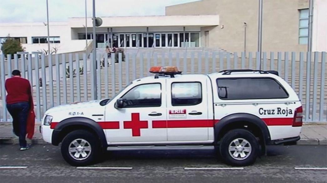 Verletzte nach Messerattacke an spanischer Schule