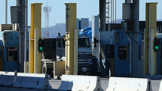Muro da polémica: EUA e México procuram reduzir tensão