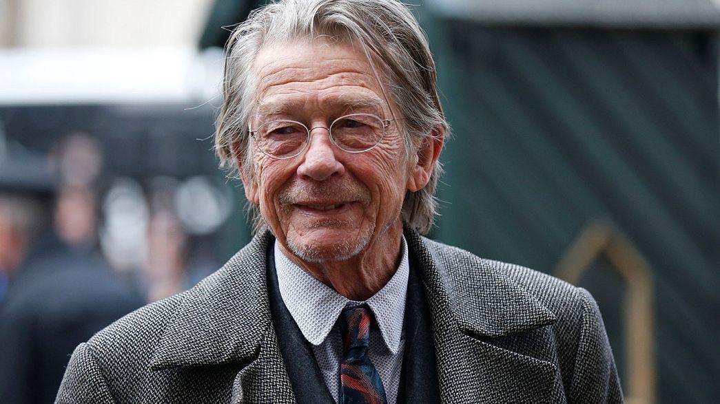 Décès de l'acteur britannique John Hurt