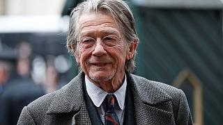 Morreu o actor John Hurt