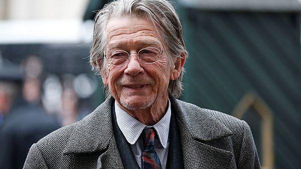 İngiliz aktör John Hurt yaşamını yitirdi