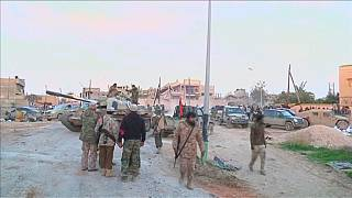 Libyan forces claim control of Ganfouda district in Benghazi [no comment]