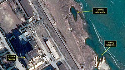 Corée du Nord : un réacteur nucléaire relancé ?