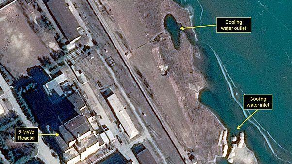 کره شمالی راکتور مرتبط با سلاح هسته ای خود را «دوباره فعال کرد»