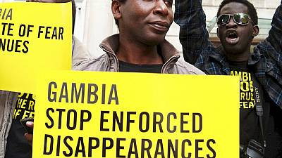 Families appeal to Gambian president to find missing victims of Jammeh's regime
