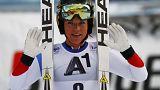 Sci, CdM: a Cortina vince la Gut, ma la Goggia è seconda a 5/100