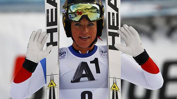 Αλπικό σκι: Νίκη της Γκουτ στην Ιταλία