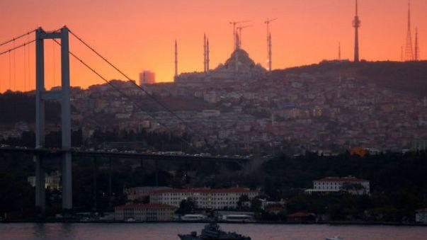 Fitch, Türkiye'nin notunu 'yatırım yapılabilir' seviyenin altına çekti
