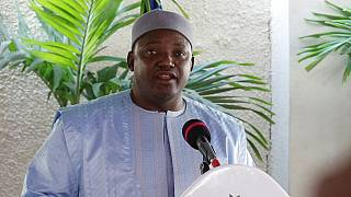 Gambia's Barrow promises major reforms in first press conference as president