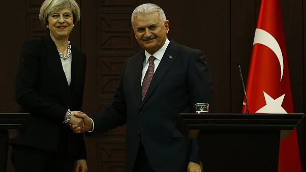 UK and Turkey sign mammoth defence deal