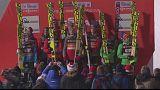 Kamil Stoch führt Polen zum Sieg in Willingen - DSV-Springer Dritte
