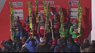 Ski Jumping: Flying Poles seal Willingen team event