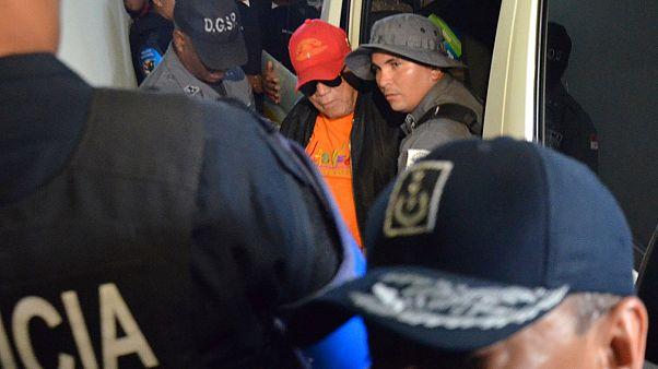 Manuel Noriega: Hausarrest bei der Tochter