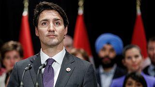 """Kanada Başbakanı Trudeau'dan Trump'a mülteci mesajı: """"Kanada'ya hoş geldiniz"""""""