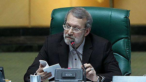 تمجید علی لاریجانی از واکنش ترانه علیدوستی به «فرمان ترامپ»