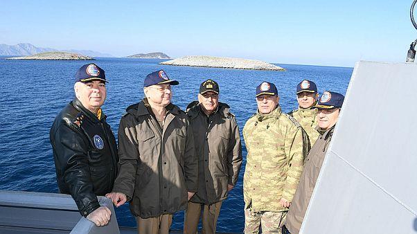 Ελλάδα: «Παραβιάστηκαν τα σύνορα της Ευρώπης» δηλώνει ο Πρόεδρος της Δημοκρατίας
