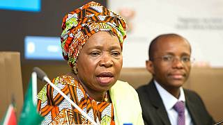 South Africa pays tribute to outgoing African Union Commission chairperson