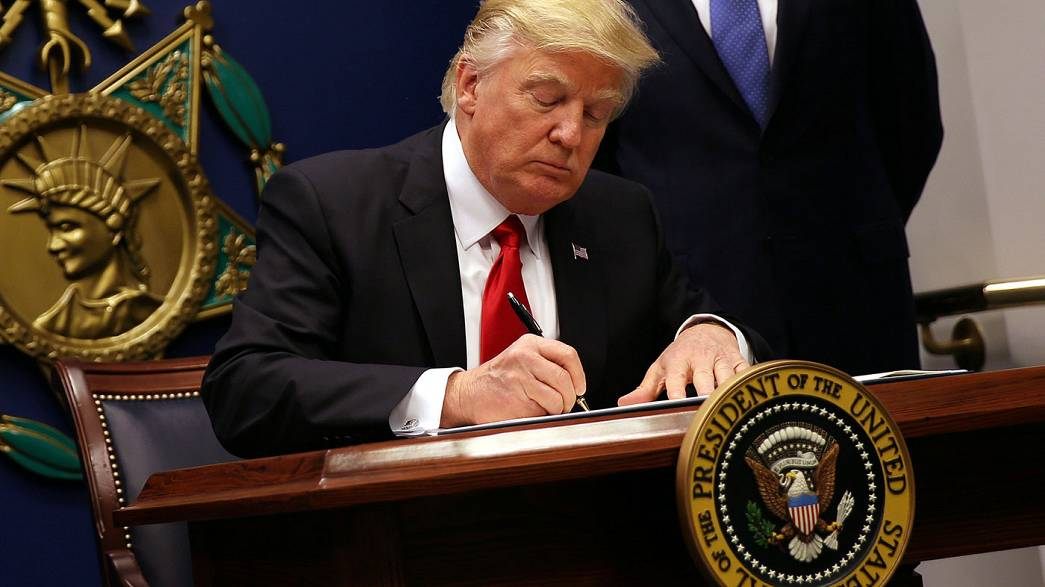 Euronews Fact Check: Everything you need to know about executive orders