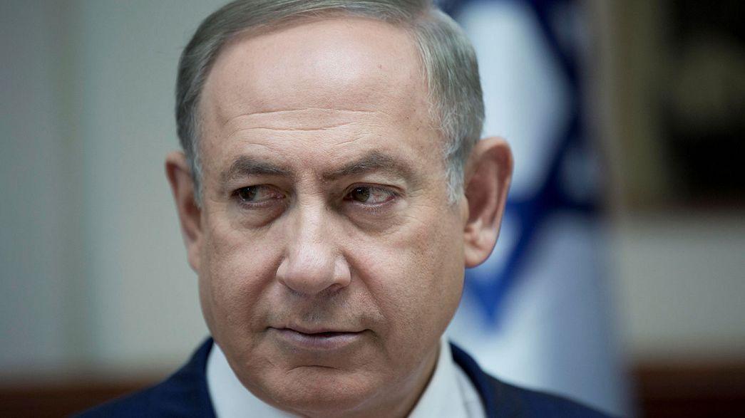 Netanyahu defende transferência de embaixada dos EUA para Jerusalém