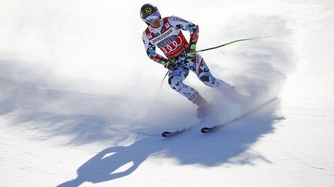 Sci, CdM: Goggia ancora a podio a Cortina, a Garmisch che gara di Hirscher!