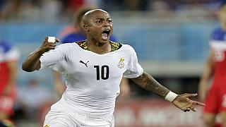 Ayew brothers send Ghana to the AFCON semi-finals