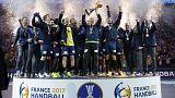 Dünya Erkekler Hentbol Şampiyonası'nda zafer Fransa'nın