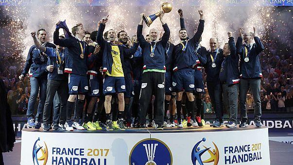 Andebol: Seis vezes França