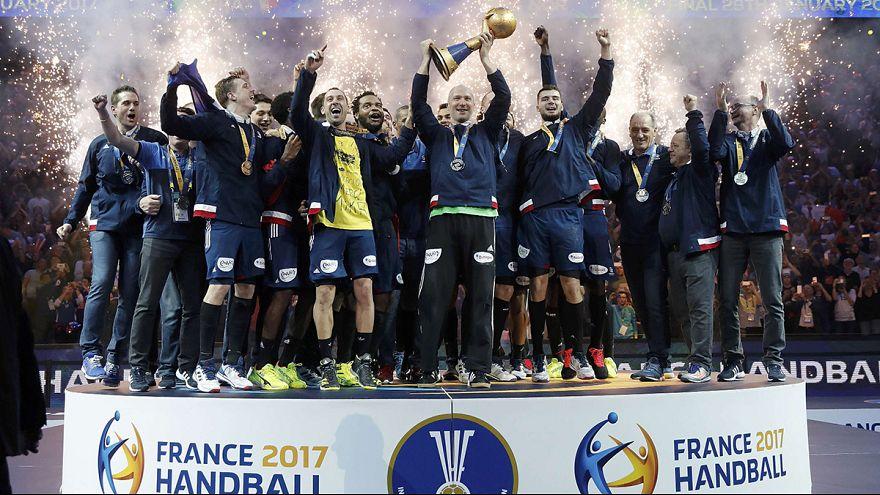 Pallamano, Mondiali: la Francia stende la Norvegia e vince il 6o titolo